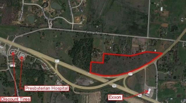 tbd Us 380 & Us 377 Highway, Cross Roads, TX 76227 (MLS #13669260) :: The Heyl Group at Keller Williams