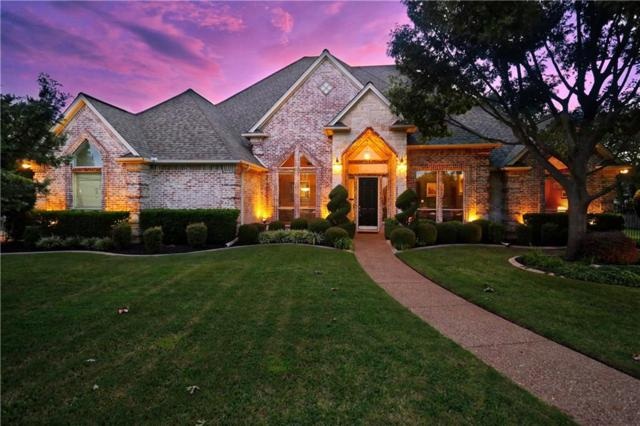 800 Columbia Drive, Southlake, TX 76092 (MLS #13669357) :: The Mitchell Group