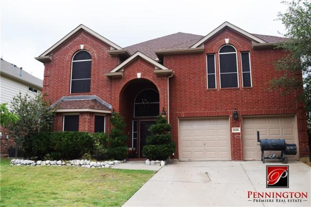 1606 Monte Carlo Drive, Mansfield, TX 76063 (MLS #13669472) :: The Mitchell Group
