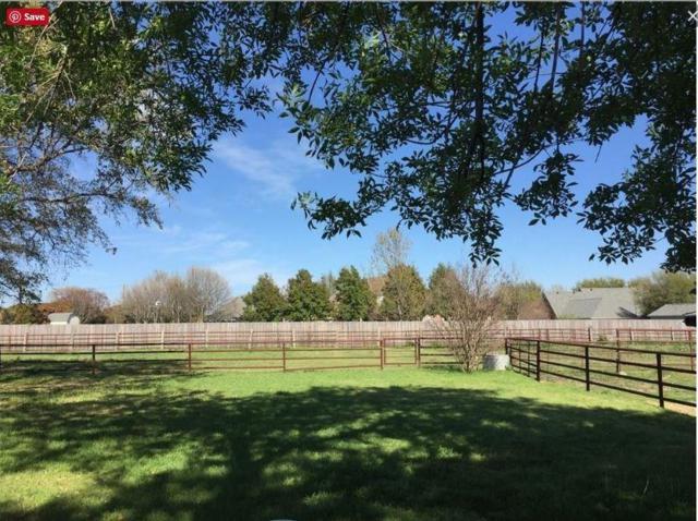1600 Country Club Drive, Mansfield, TX 76063 (MLS #13669499) :: Team Hodnett
