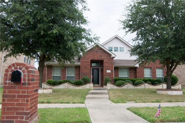 321 Rain Tree Drive, Sunnyvale, TX 75182 (MLS #13669595) :: Exalt Realty