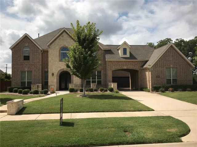 1909 Arrington Court, Colleyville, TX 76034 (MLS #13669609) :: The Mitchell Group