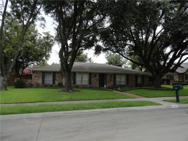 2300 Monticello Circle, Plano, TX 75075 (MLS #13669613) :: Real Estate By Design