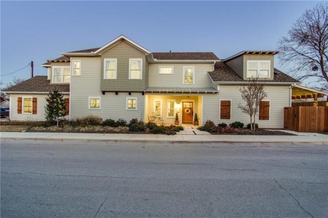 708 E Texas Street, Grapevine, TX 76051 (MLS #13669674) :: Team Tiller