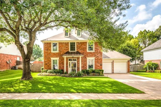 3349 Summerfield Drive, Grapevine, TX 76051 (MLS #13669735) :: The Mitchell Group