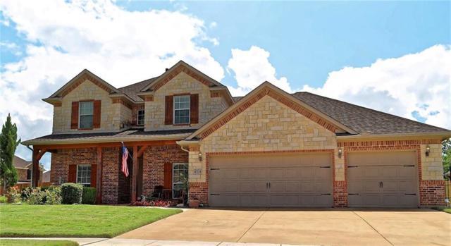 4504 Woodcrest Lane, Mansfield, TX 76063 (MLS #13669812) :: The Mitchell Group