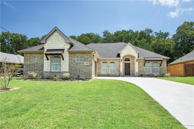 1830 Timberline Drive, Duncanville, TX 75137 (MLS #13669918) :: Pinnacle Realty Team