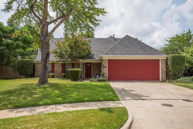 1809 Buckeye Drive, Flower Mound, TX 75028 (MLS #13669924) :: Team Tiller