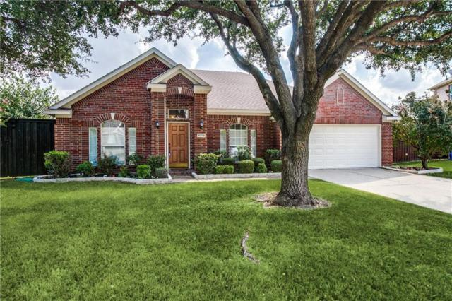 4708 Avery Circle, Frisco, TX 75035 (MLS #13669963) :: Frankie Arthur Real Estate