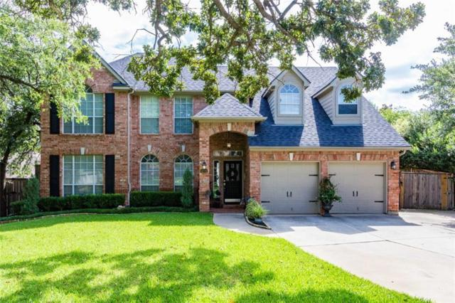 4201 Squire Court, Grapevine, TX 76051 (MLS #13670169) :: The Mitchell Group