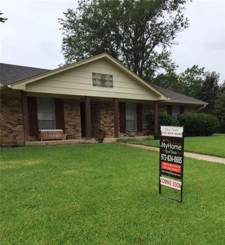 2801 Canyon Creek Drive, Richardson, TX 75080 (MLS #13670409) :: The Mitchell Group