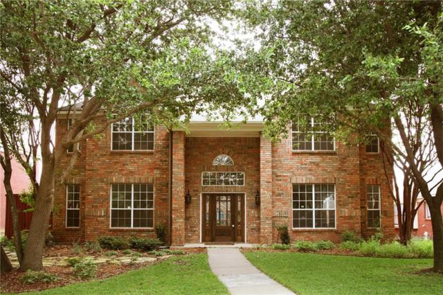 484 Halifax Drive, Coppell, TX 75019 (MLS #13670424) :: Team Tiller