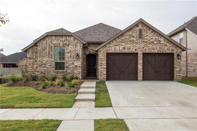 1125 8th Street, Argyle, TX 76226 (MLS #13670468) :: Frankie Arthur Real Estate