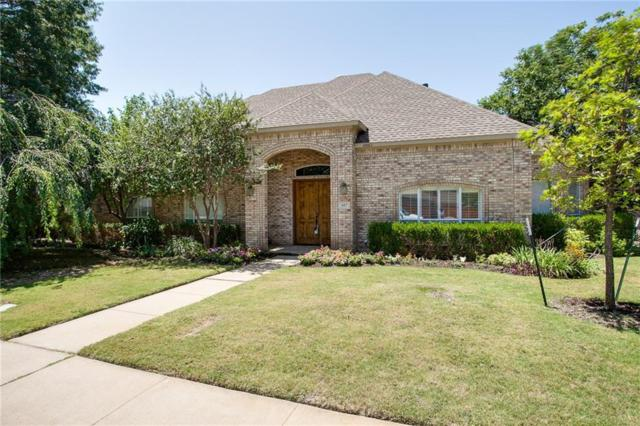 607 Glen Rose Drive, Allen, TX 75013 (MLS #13670478) :: The Good Home Team