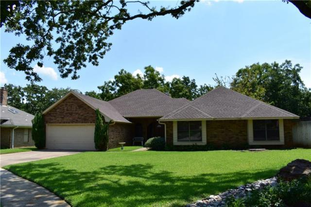 3612 Hastings Court, Bedford, TX 76021 (MLS #13670510) :: The Mitchell Group