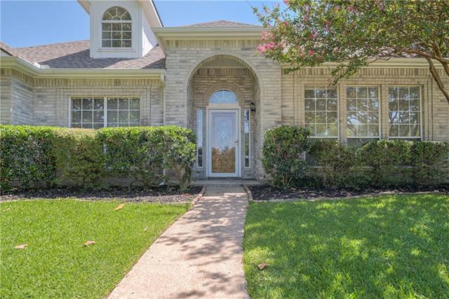 1436 Greenfield Drive, Plano, TX 75025 (MLS #13670522) :: Team Tiller