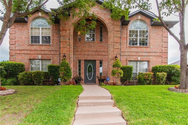 1003 Winslow Drive, Allen, TX 75002 (MLS #13670687) :: Team Hodnett