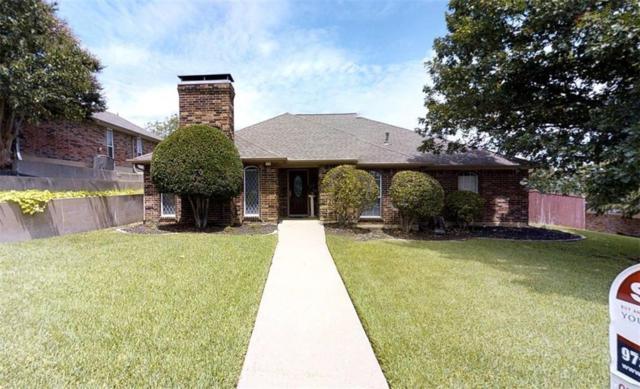 1711 Sutters Mill Drive, Carrollton, TX 75007 (MLS #13670815) :: The Good Home Team