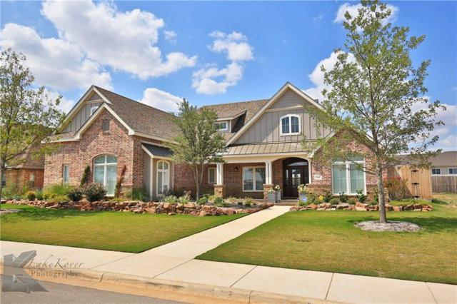 2102 South Ridge Crossing, Abilene, TX 79606 (MLS #13670848) :: RE/MAX Landmark