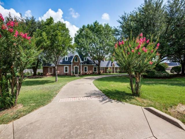 170 Canyon Oaks Drive, Argyle, TX 76226 (MLS #13670854) :: The Rhodes Team