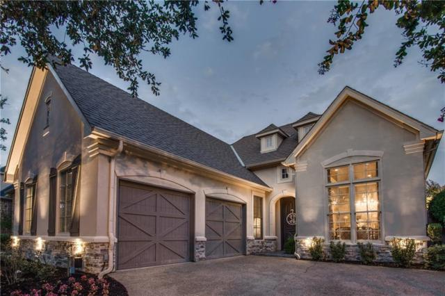 627 Chandon Court, Southlake, TX 76092 (MLS #13670934) :: The Mitchell Group