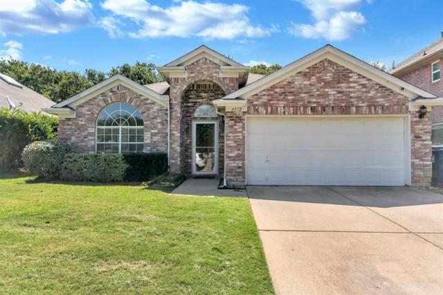 4772 Hanover Drive, Flower Mound, TX 75028 (MLS #13670942) :: Team Tiller