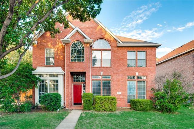 841 High Meadow Court, Lewisville, TX 75077 (MLS #13670948) :: Frankie Arthur Real Estate