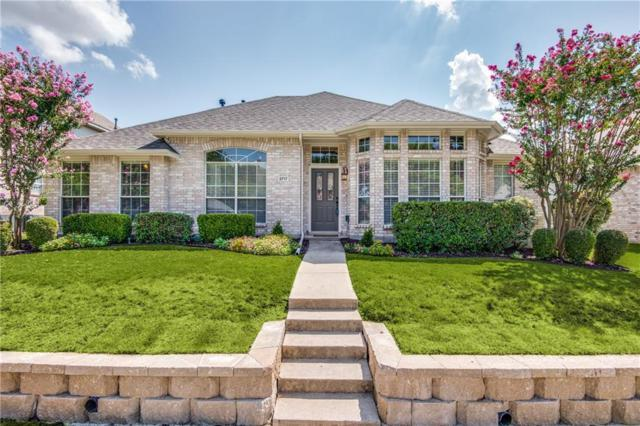 2717 Rochelle Drive, Mckinney, TX 75070 (MLS #13670955) :: Robbins Real Estate