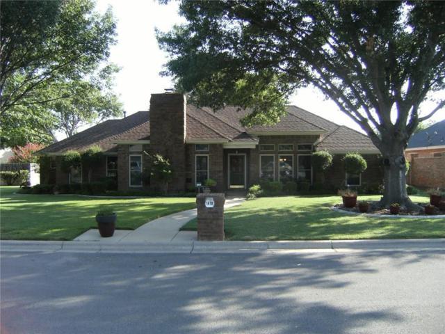 1418 Lakeview Road, Abilene, TX 79602 (MLS #13671008) :: Team Hodnett