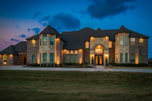 715 Simmons Road, Double Oak, TX 75077 (MLS #13671118) :: Real Estate By Design