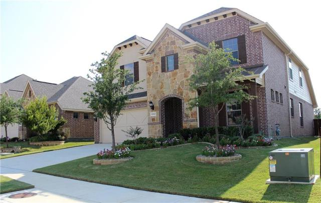 12841 Oakvale Trail, Fort Worth, TX 76244 (MLS #13671146) :: The Mitchell Group