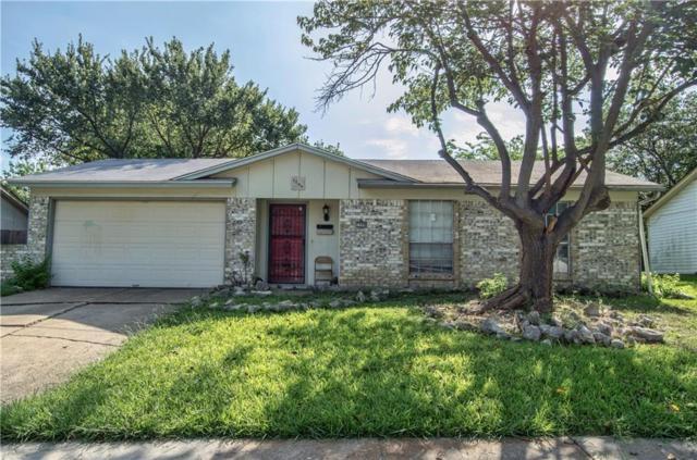 1209 Cove Drive, Garland, TX 75040 (MLS #13671396) :: The Good Home Team
