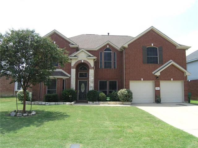 3007 Upland Drive, Mansfield, TX 76063 (MLS #13671588) :: The Mitchell Group