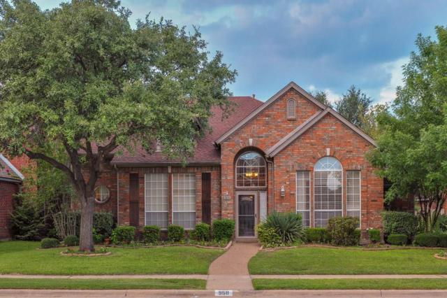 958 Village Parkway, Coppell, TX 75019 (MLS #13671656) :: Team Tiller