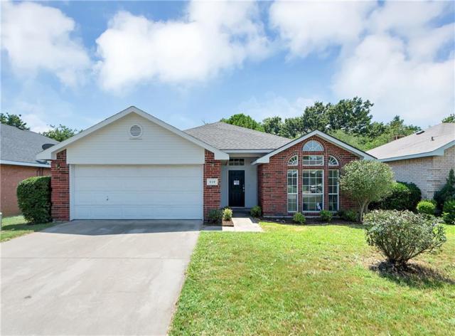 410 Wesley Lane, Duncanville, TX 75137 (MLS #13671679) :: Pinnacle Realty Team