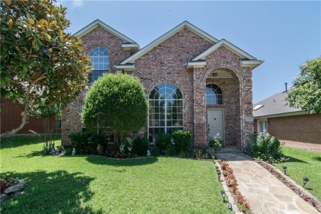 1109 Creekstone Drive, Carrollton, TX 75010 (MLS #13671833) :: The Good Home Team