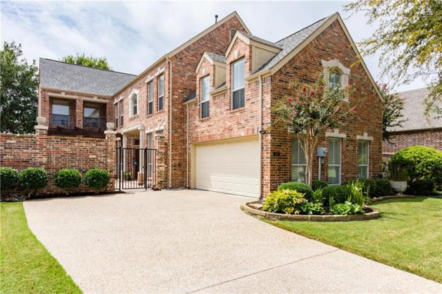 69 Mill Pond Drive, Frisco, TX 75034 (MLS #13671919) :: The Cheney Group