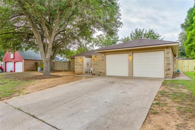 2605 Danberry Lane, Grand Prairie, TX 75052 (MLS #13671940) :: Pinnacle Realty Team
