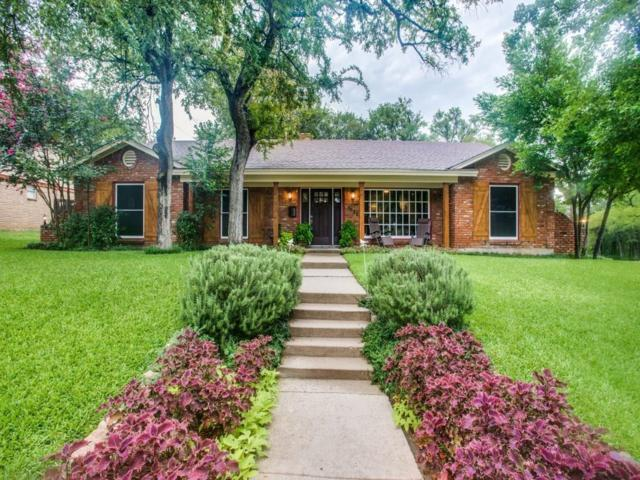 5025 Fall River Drive, Fort Worth, TX 76103 (MLS #13671984) :: RE/MAX Pinnacle Group REALTORS