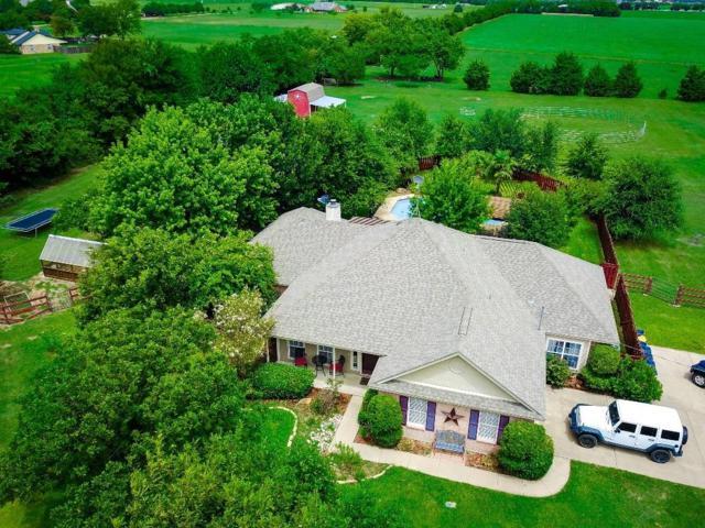 451 Brushy Creek Road, Red Oak, TX 75154 (MLS #13671989) :: Pinnacle Realty Team