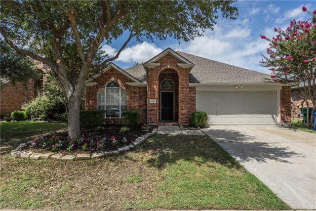 2912 Rush Creek Road, Mckinney, TX 75070 (MLS #13672063) :: The Good Home Team