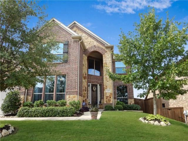 1103 Newchester Drive, Roanoke, TX 76262 (MLS #13672183) :: The Marriott Group