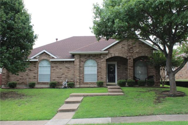 3803 Silver Maple Drive, Carrollton, TX 75007 (MLS #13672257) :: The Mitchell Group