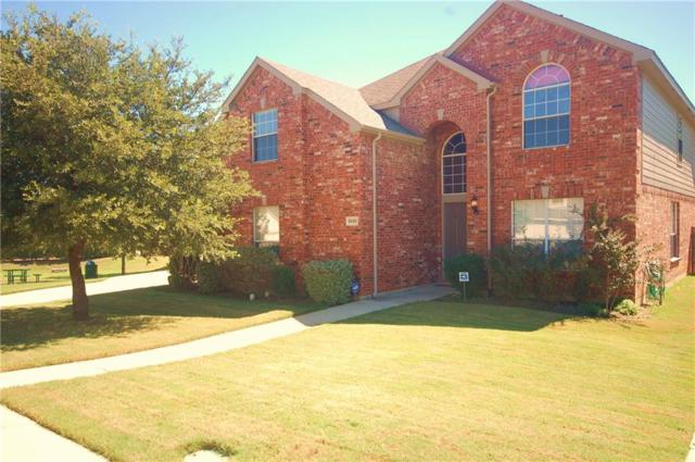 3020 Fairland Drive, Highland Village, TX 75077 (MLS #13672294) :: The Rhodes Team
