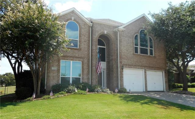1504 Pine Hills Lane, Corinth, TX 76210 (MLS #13672340) :: Team Tiller