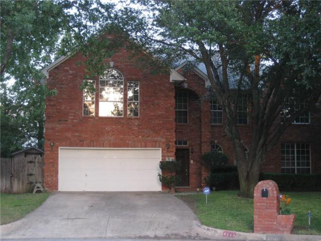 4111 Plumwood Drive, Arlington, TX 76016 (MLS #13672394) :: The Mitchell Group