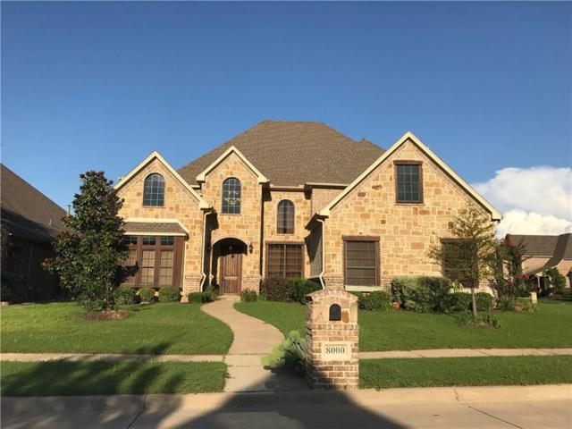 8000 Camino Drive, North Richland Hills, TX 76182 (MLS #13672423) :: The Marriott Group