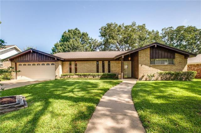 224 W Pleasantview Drive, Hurst, TX 76054 (MLS #13672476) :: The Mitchell Group