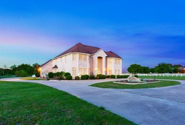 120 Ranchway Drive, Burleson, TX 76028 (MLS #13672495) :: The Mitchell Group