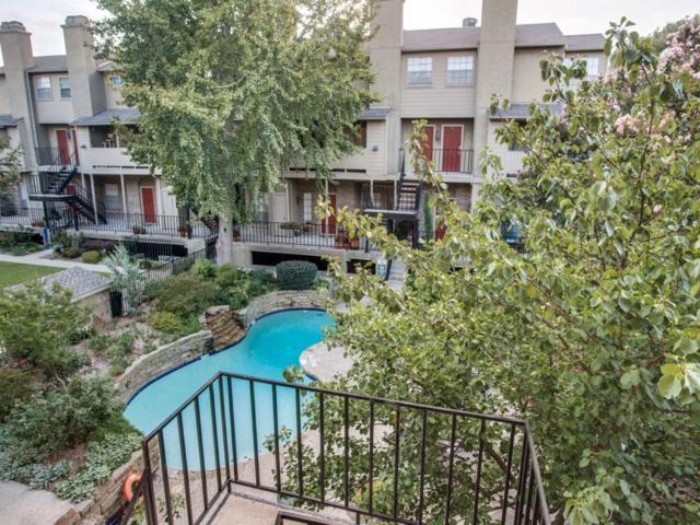 5740 Martel Avenue B07, Dallas, TX 75206 (MLS #13672583) :: Team Tiller